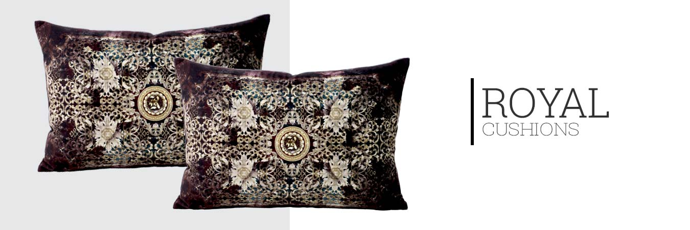 Royal Cushions