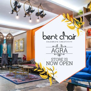 Bent Chair store in Agra