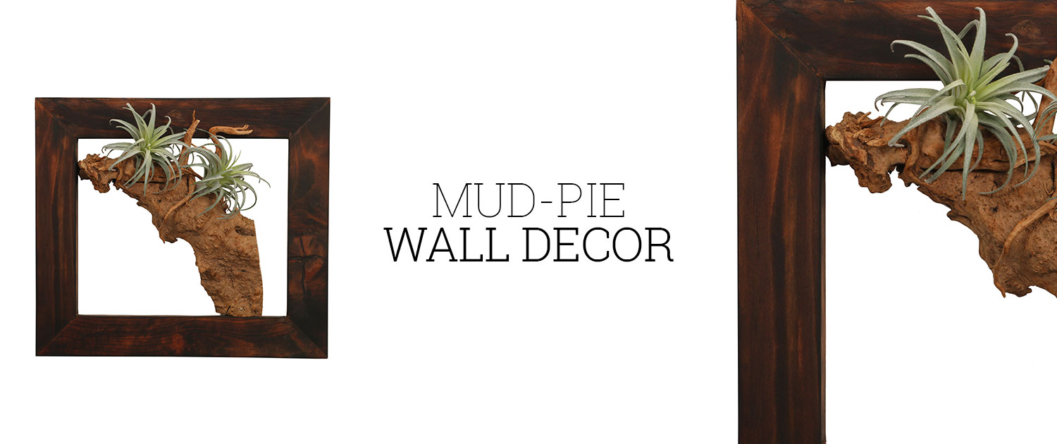 Mud-pie Wall Decor