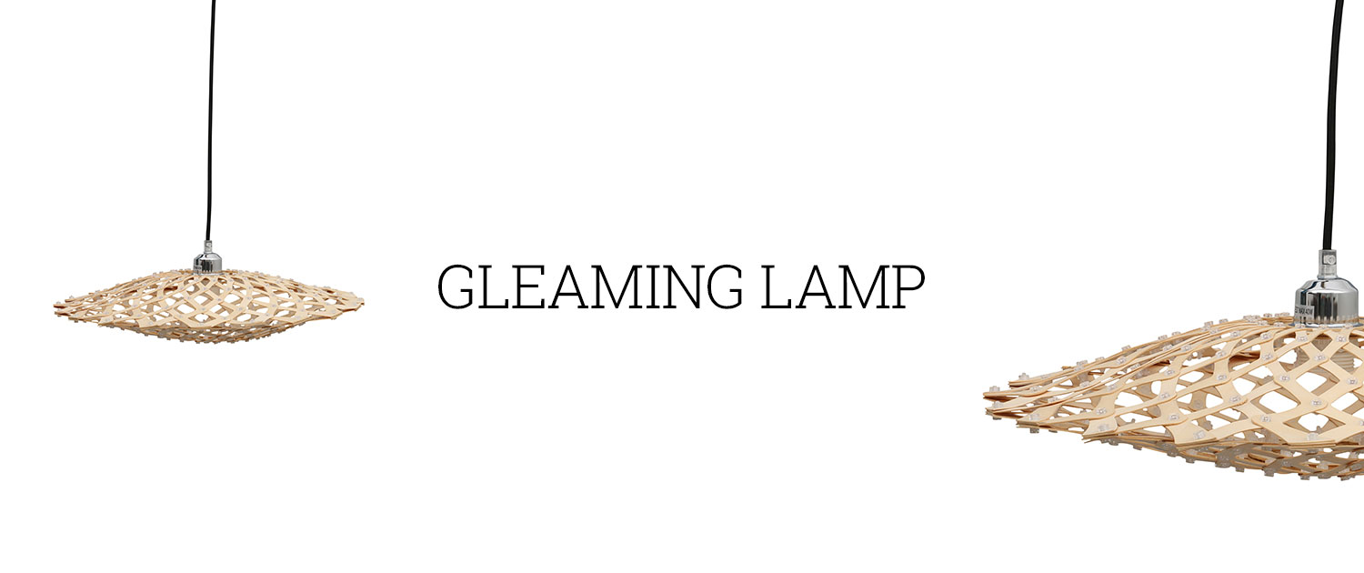 Gleaming Lamp