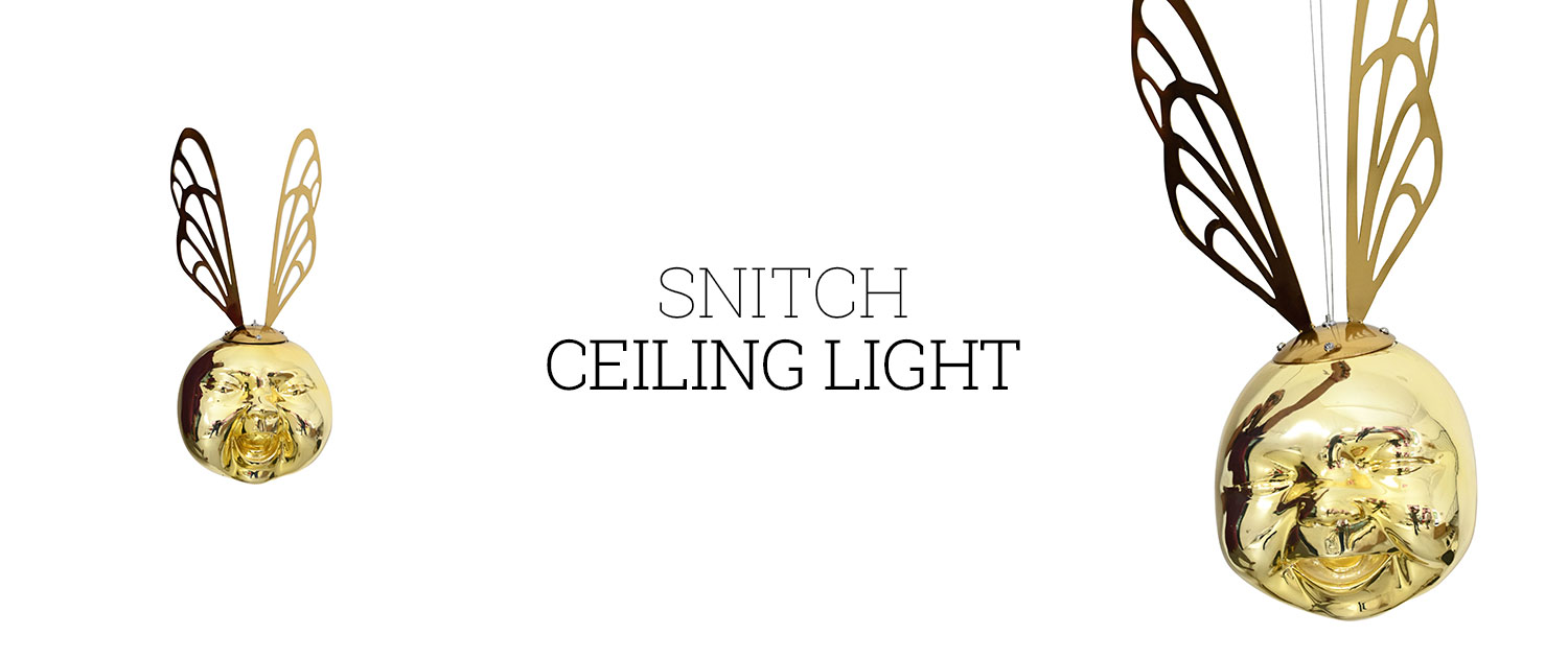 Snitch Ceiling Light