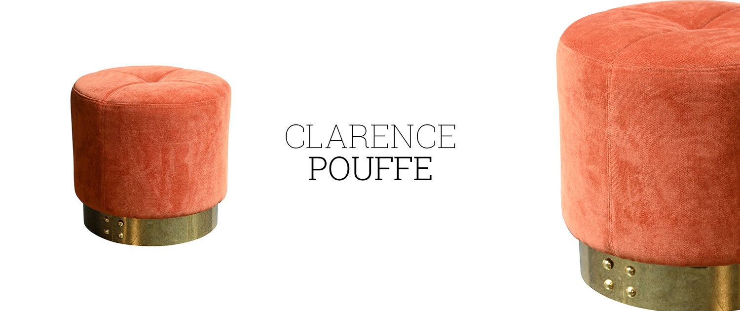 Clarence Pouffe