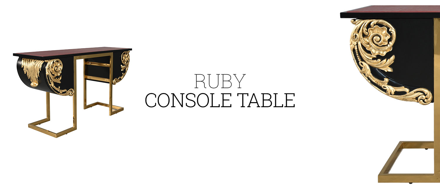 Ruby Console Table