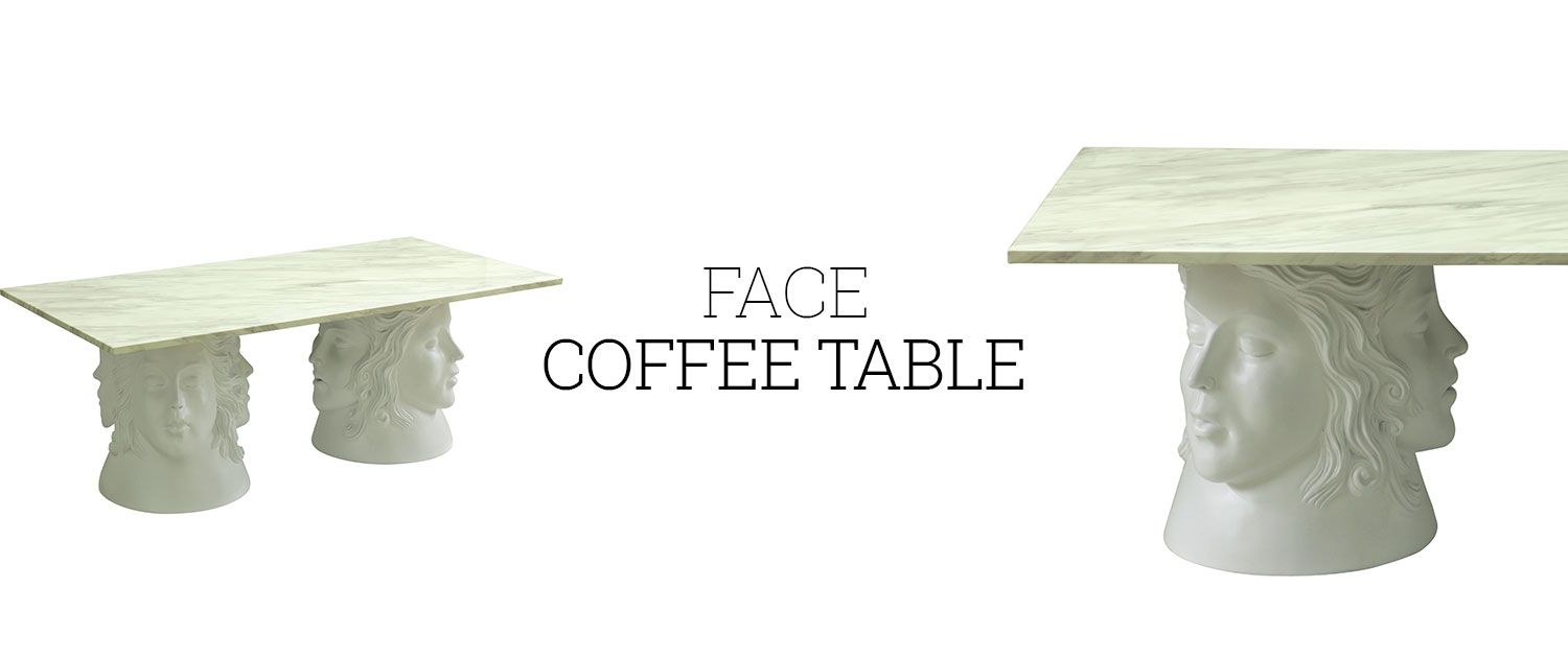Face Coffee Table