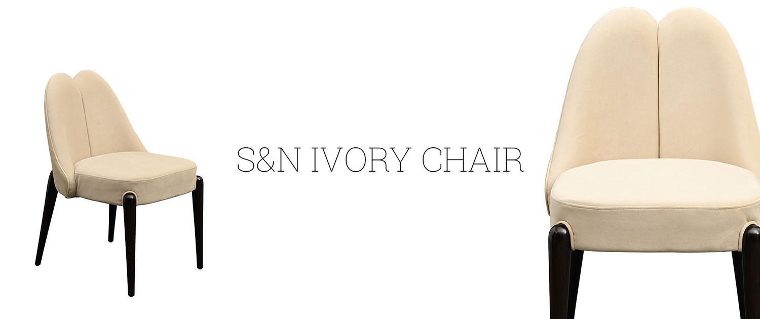 S&N Ivory Chair