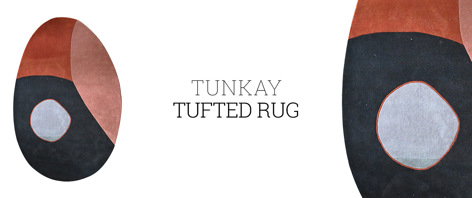 Tunkay Tufted Rug