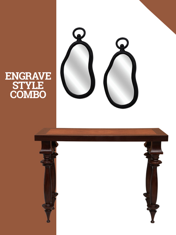 Engrave Style Combo