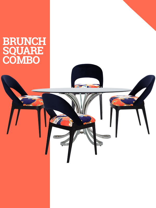 Brunch Square Combo