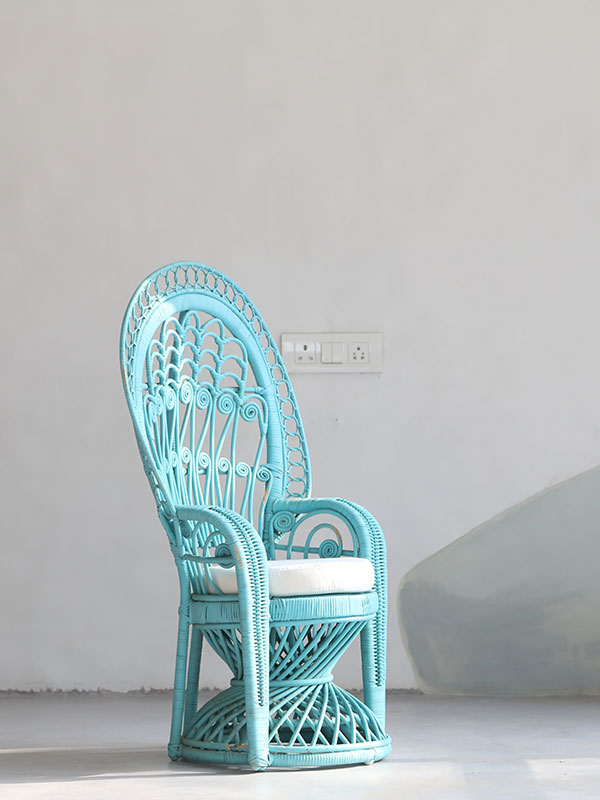 Peacock Chair
