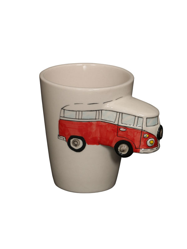 Bus Handle Coffee Mug
