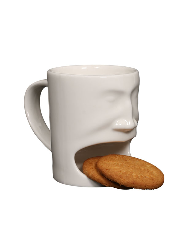 Hungry Man Coffee Mug