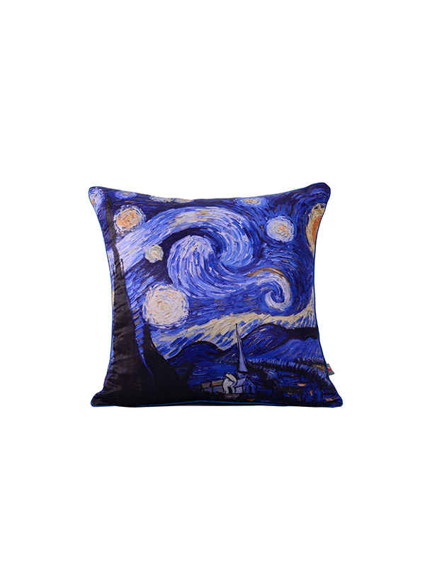Van Gogh Starry Night Cushion (Set of 2)