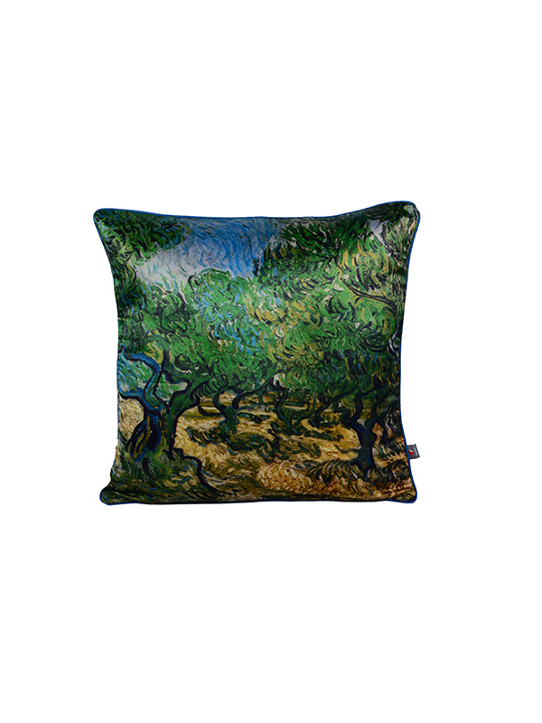 Olive Trees Cushion (Set of 2)