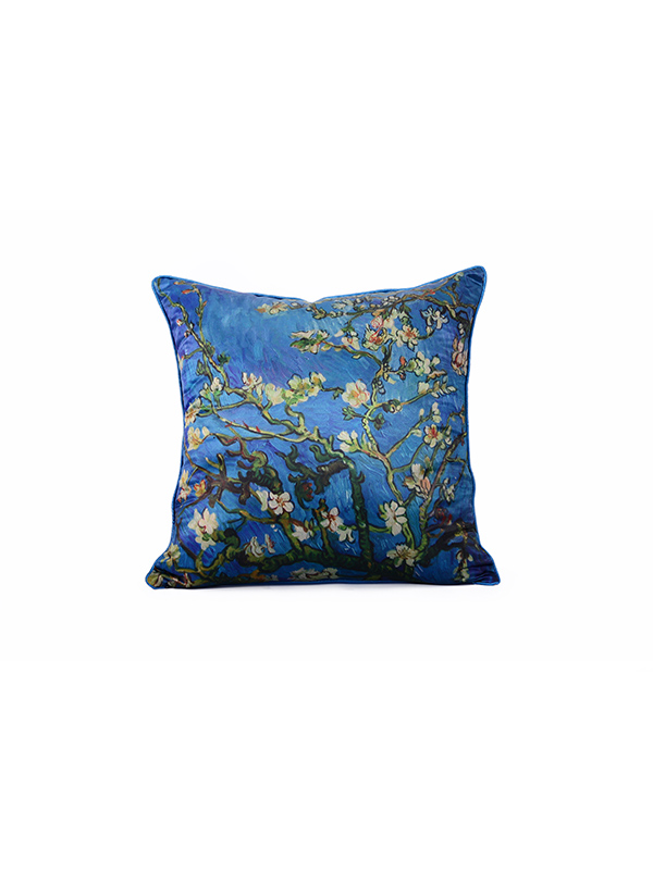Van Gogh Almond Blossom Cushion (Set of 2)