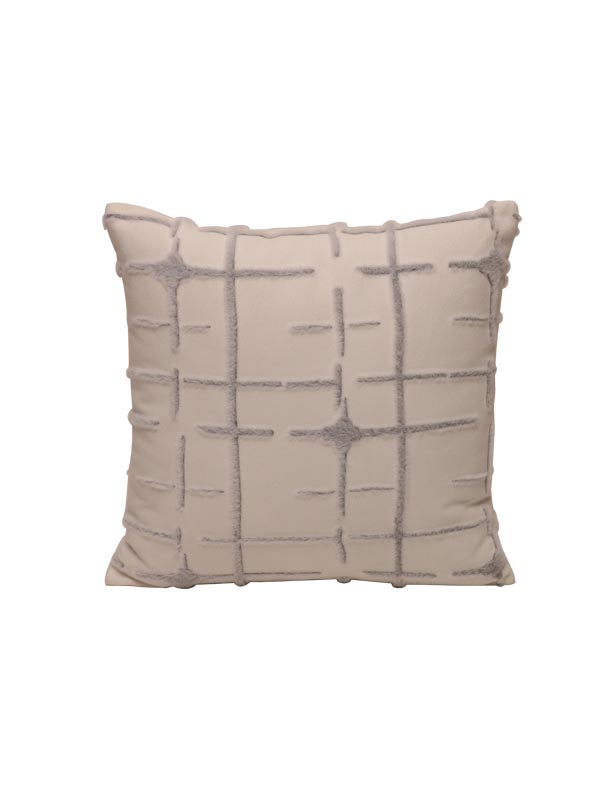 Grid Cushion (Set of 2)