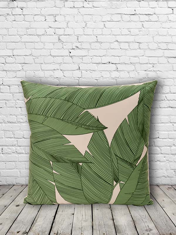 Foliage Cushion (Set of 2)