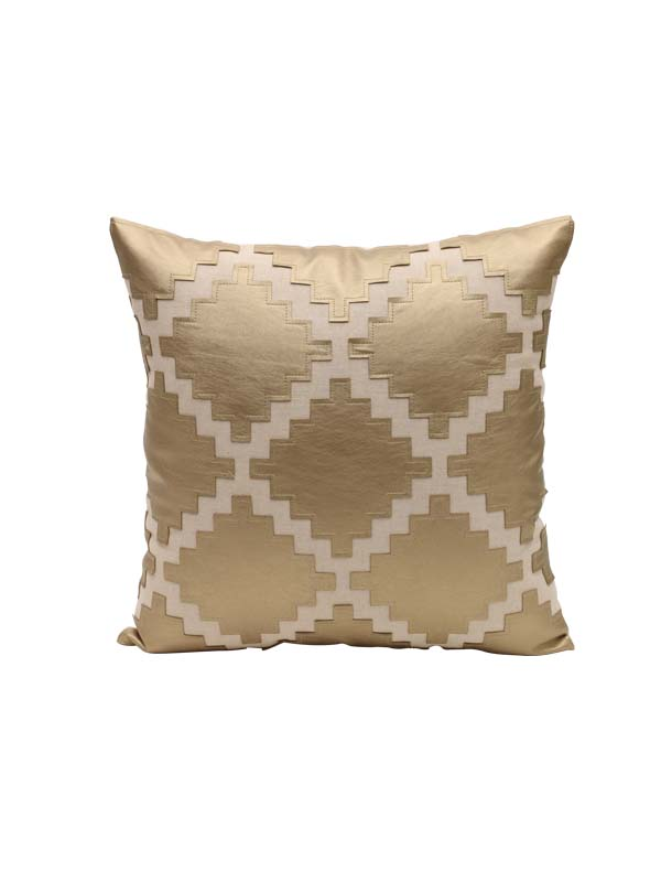 Zig-Zag Diamond Cushion (Set of 2)