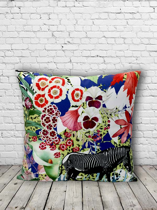 Autumn Garden Cushion (Set of 2)
