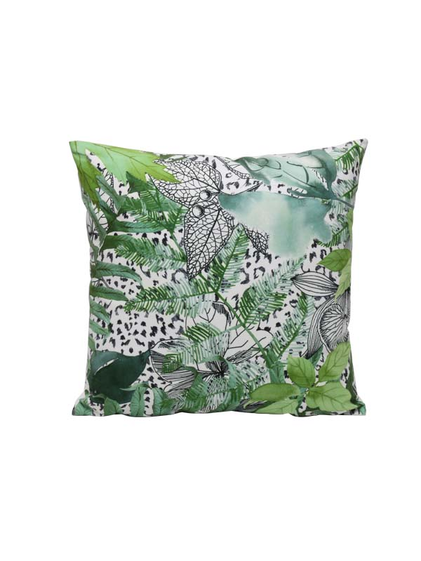 Sensual Green Cushion (Set of 2)