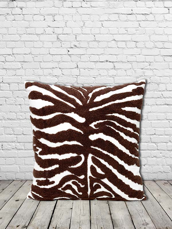 Zebra Cushion (Set of 2)