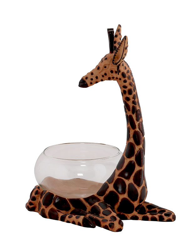 Giraffe Decorative Bowl