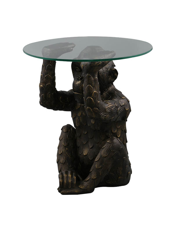 Monkey Glass Table