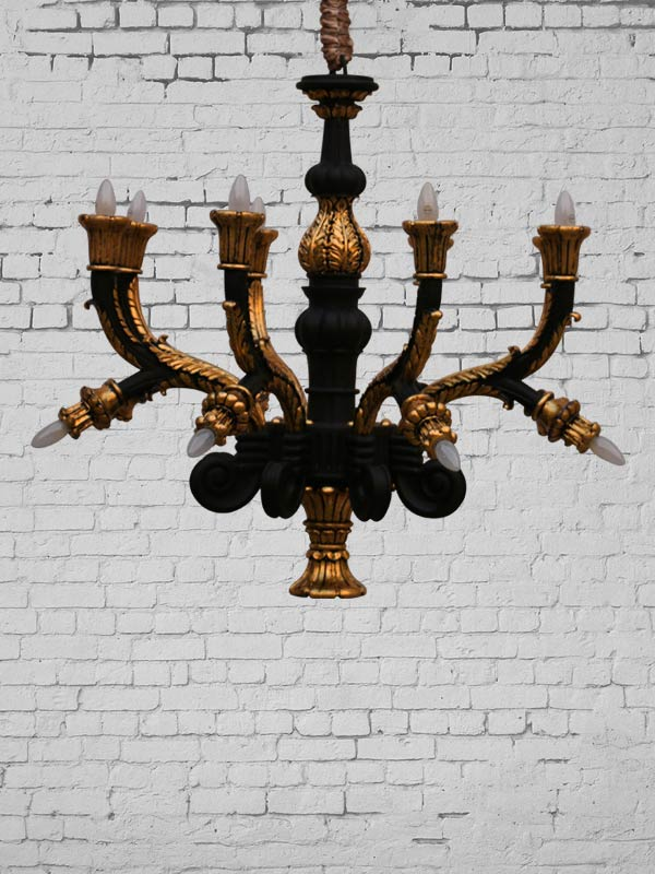 Rocky Star's Chandelier (Small)