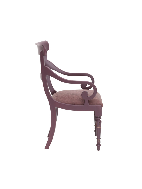 Amrin Chair (Pink)