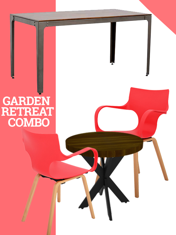 Garden Retreat Combo
