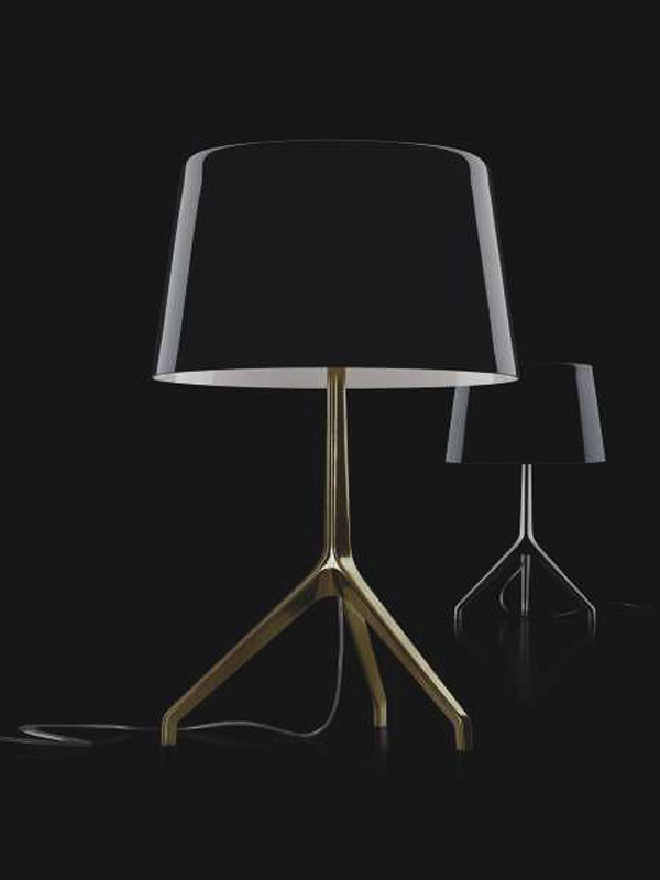 Luster Table Lamp