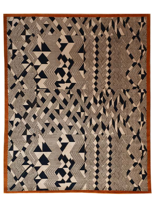 Classic Turkish Knotted Rug
