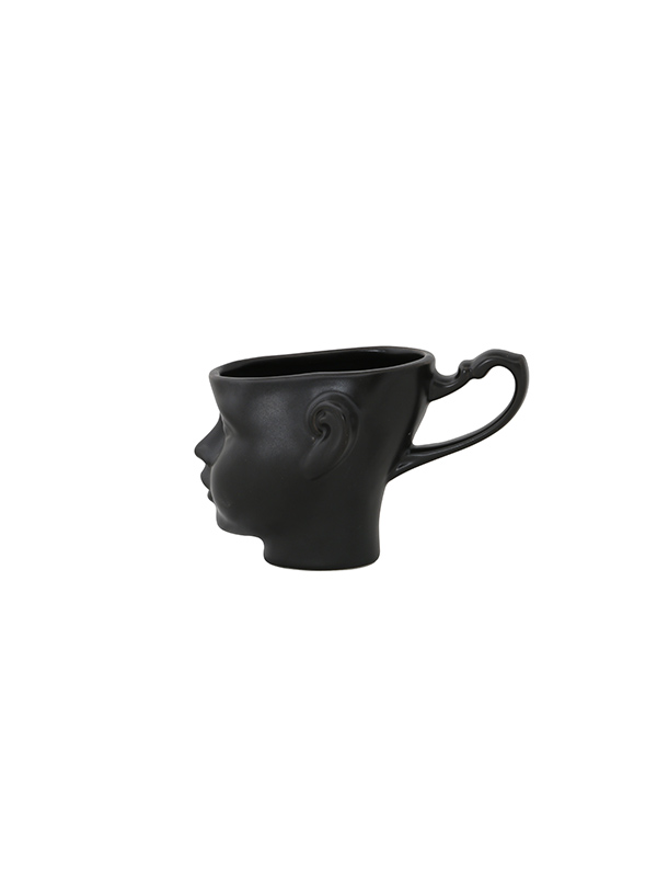 Face Coffee Mug (Set of 2)
