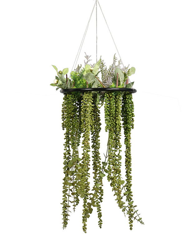 Vegetative Chandelier