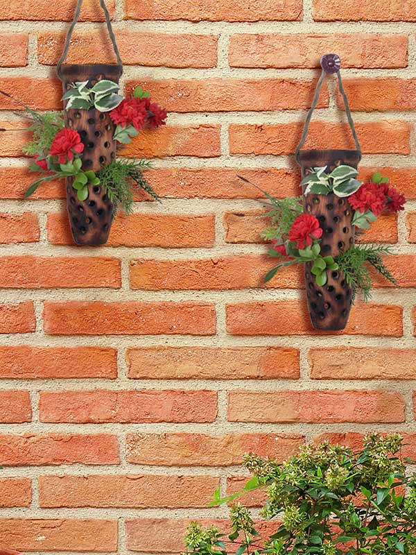 Centerpiece Wall Planter
