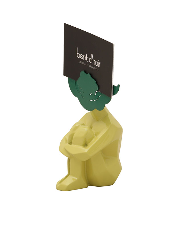 The Forlorn Card Holder