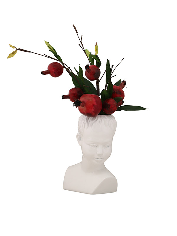 The Gallant Face Vase (GIFT)