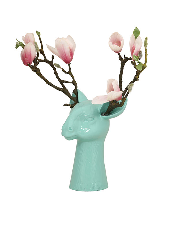Stag Ear Vase