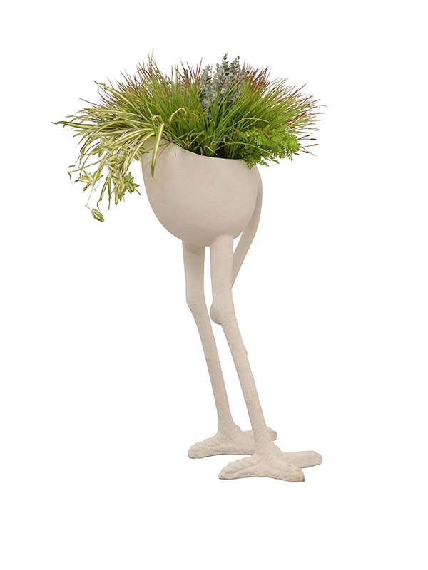 Flamingo Planter 1