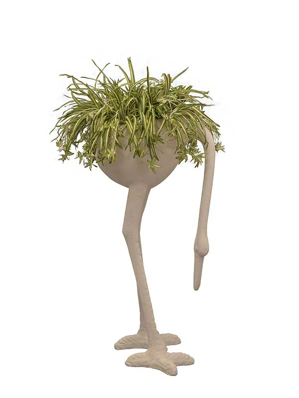 Flamingo Planter 2