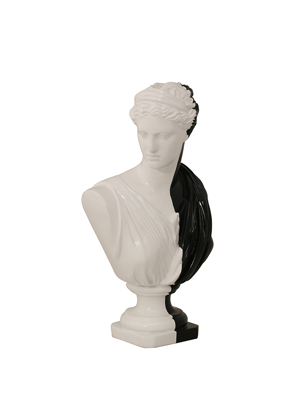 Greek Woman Sculpture