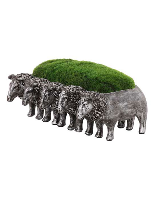 Flock of Sheep Planter