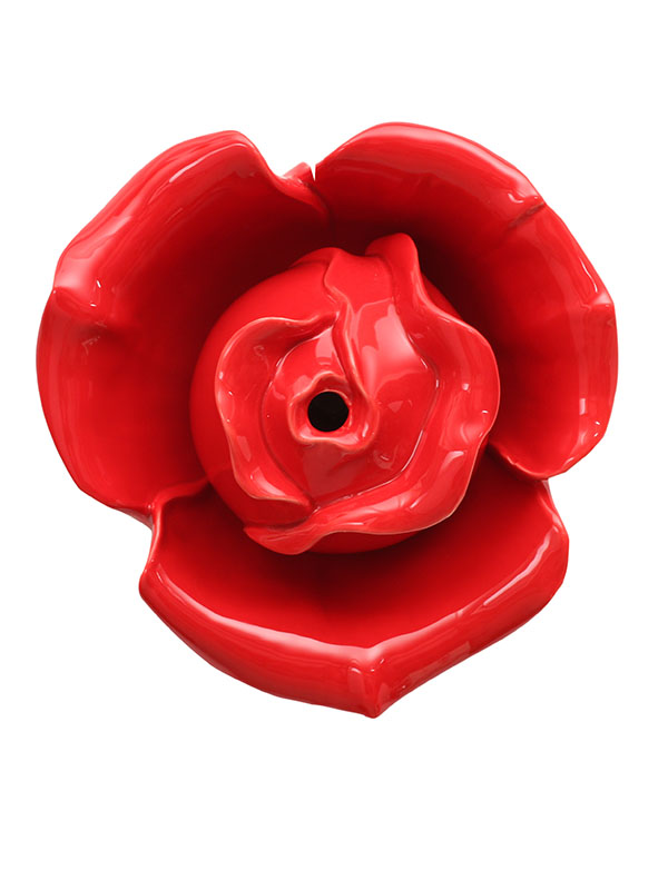 Gracy Rose Wall Sculpture (Small)