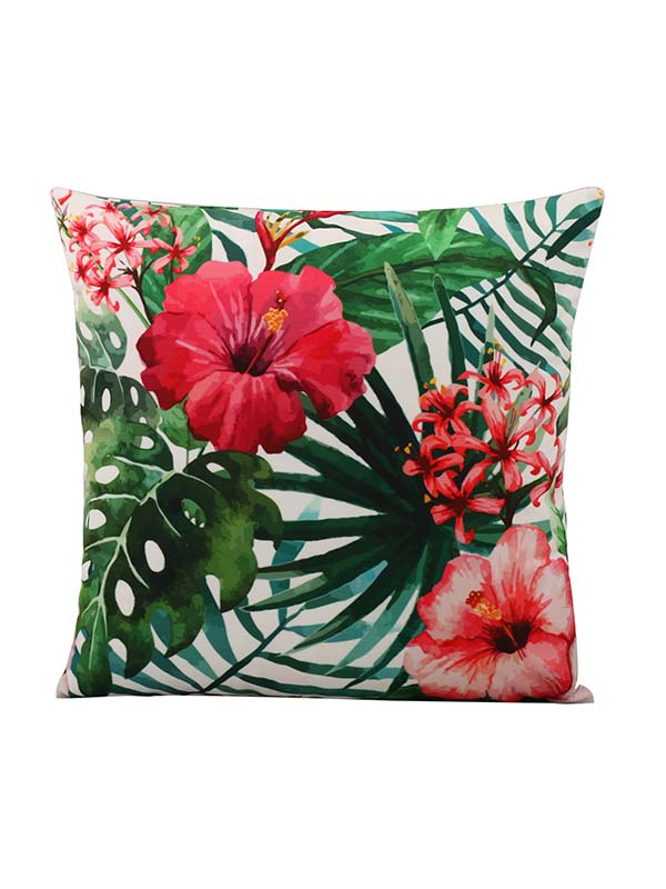 Hibiscus Cushion (Set of 2)