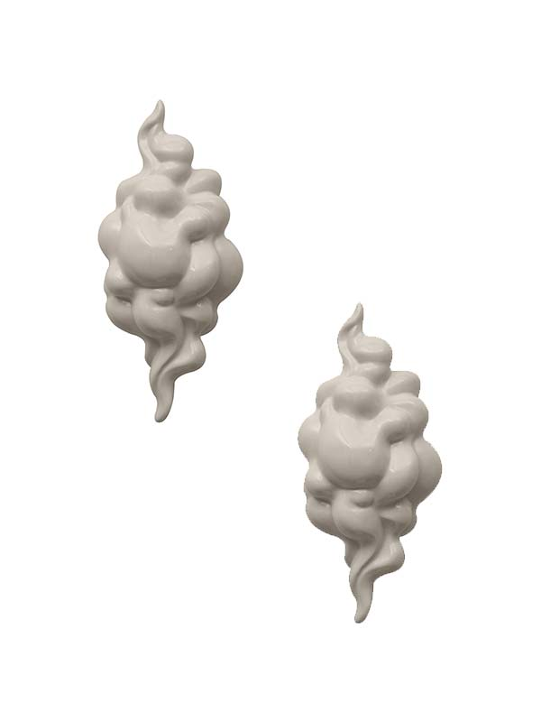 Cloud Sculpture (Set of 2)
