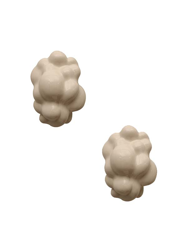 Cloud Sculpture Small (Set of 2)