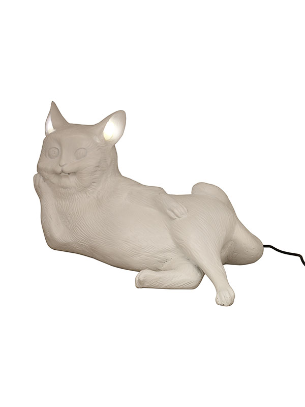 Drowsy Cat Table Light