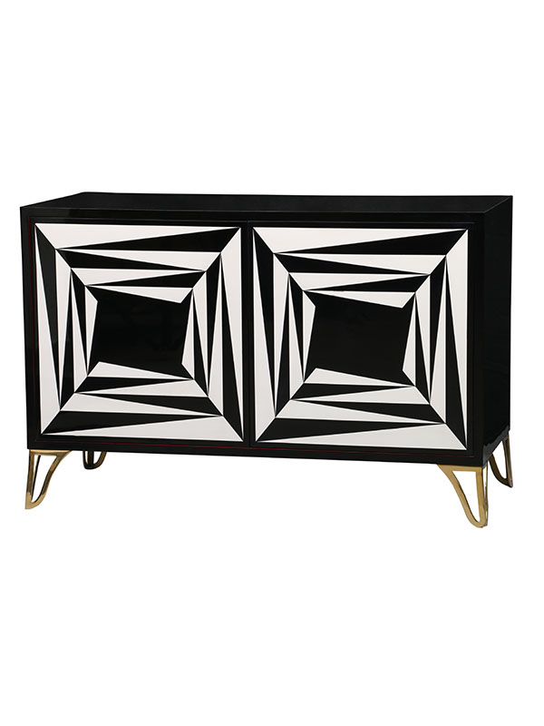 Abstract Sideboard (Small)