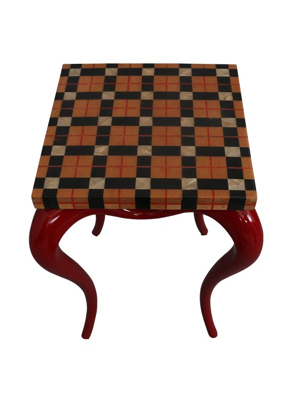 Chassy End Table