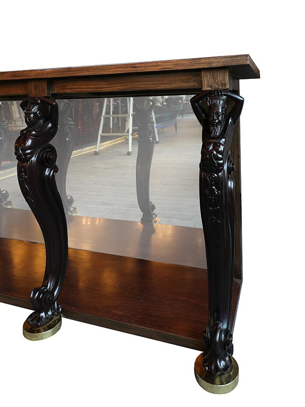 Empire Extended Console Table