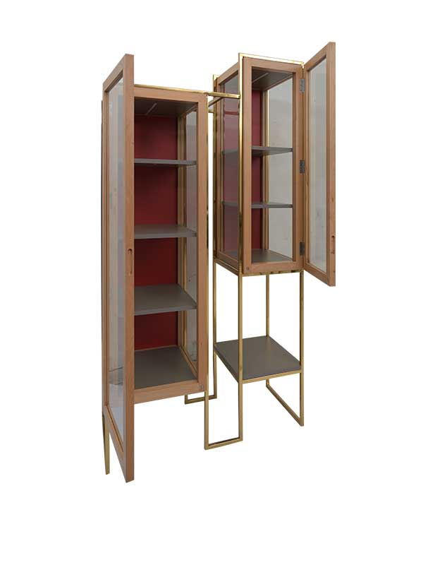 Mabel Double Display Unit
